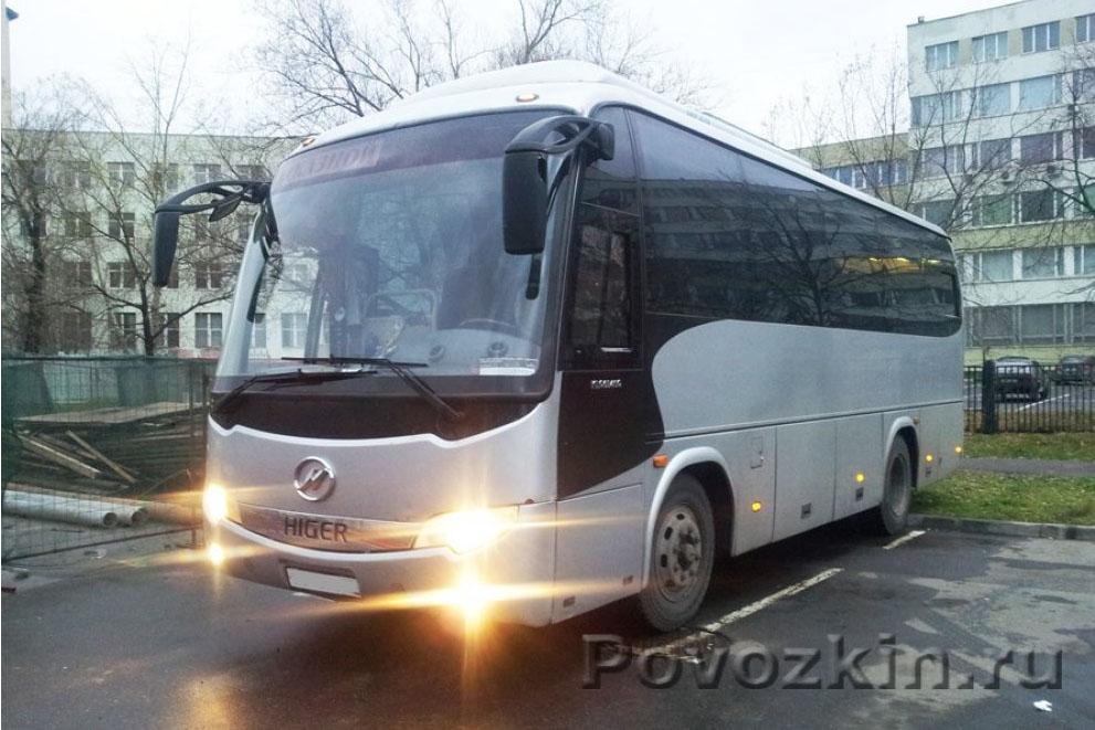 Аренда автобусов для экскурсий