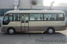 Заказ автобуса на 30 человек
