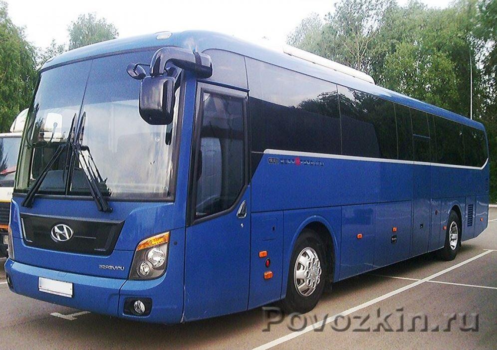 Аренда автобуса на 40 мест