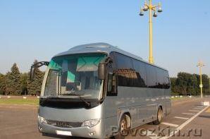 Аренда автобуса недорого