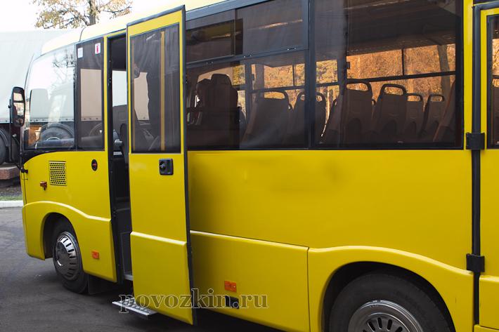 Заказать автобуса для школьников