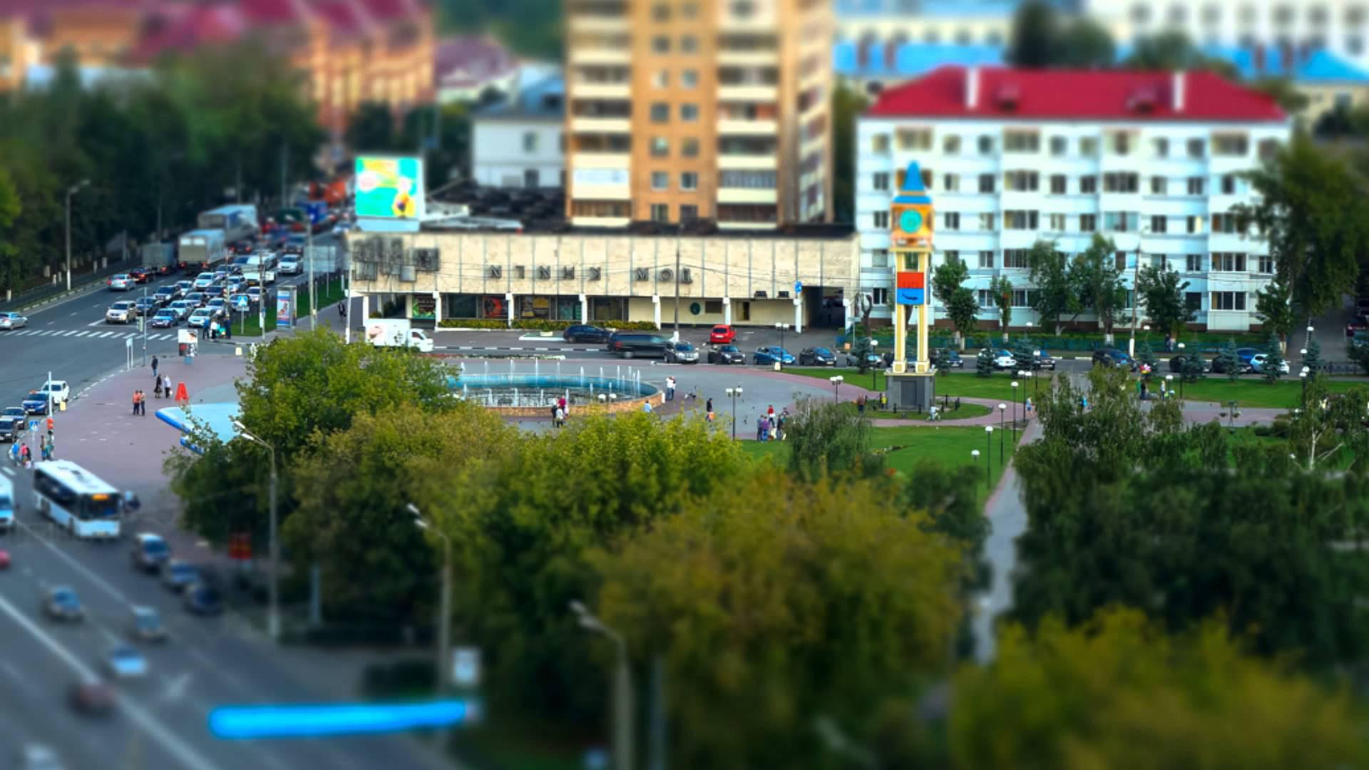 Заказ микроавтобуса в Подольск