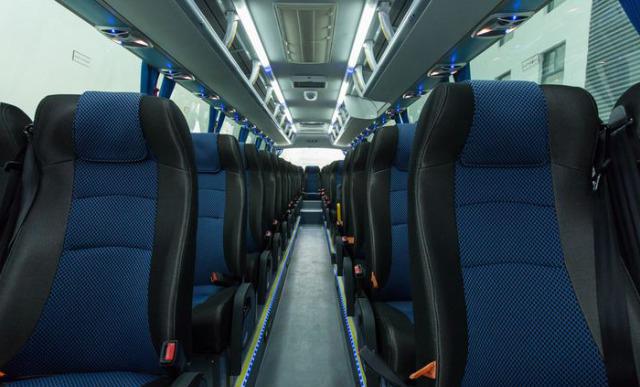 Аренда автобусов Москва недорого