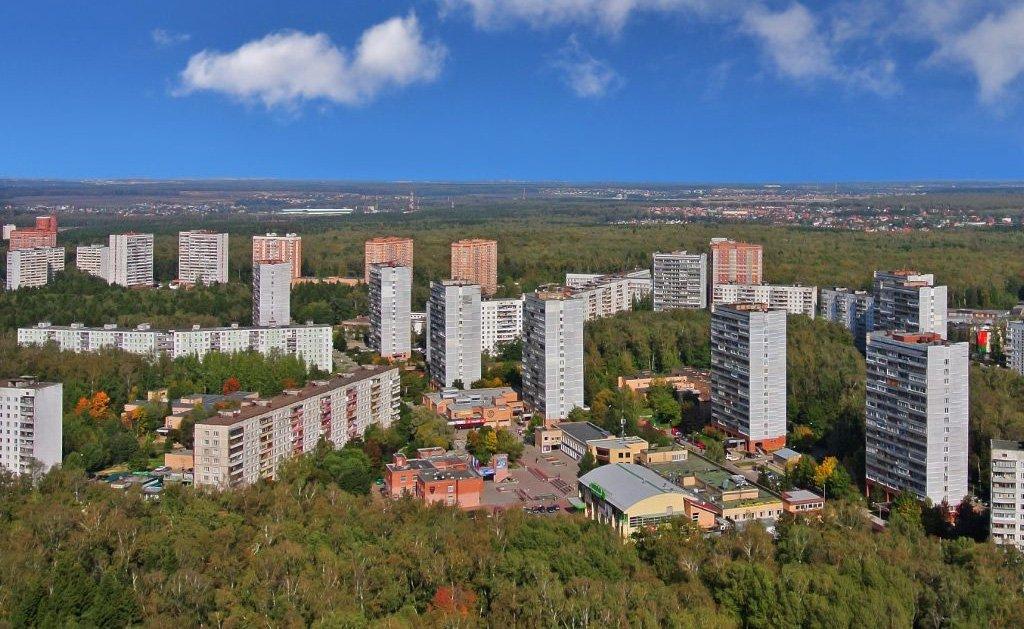 где троицк московская область фото города создания такой